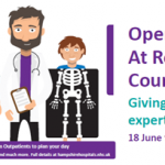 Winchester Hospital Open Day